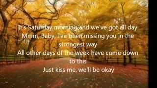 """Saturday Morning"" w Lyrics - Rachael Yamagata"