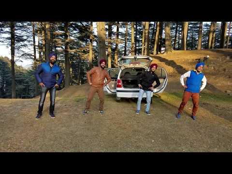 3 Peg # Sharry Mann || Bhangra on Hills...