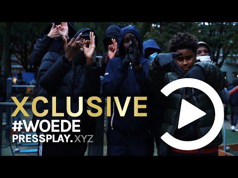 #3XM Jayhsy X #11 E11even X ZBV X #11 Slyzz - WOEDE (Music Video) (Prod. Yung Noodle)   Pressplay
