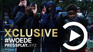 #3XM Jayhsy x #11 E11even x ZBV x #11 Slyzz - WOEDE (Music Video) (Prod. Yung Noodle) | Pressplay