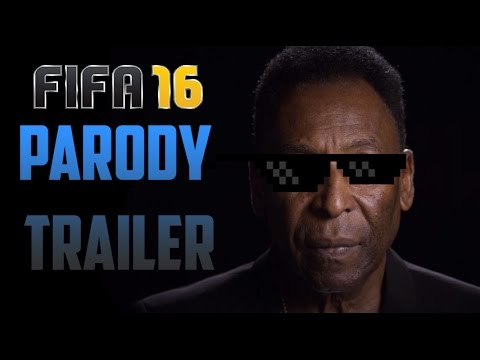 FIFA 16 Official Gameplay Trailer PARODY