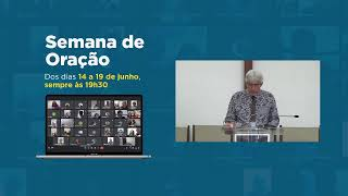 #110 - Culto Online | Pb. Aderaldo Alves