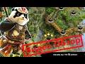 Android Game. Видео обзор на игру Панда ниндзя паркура