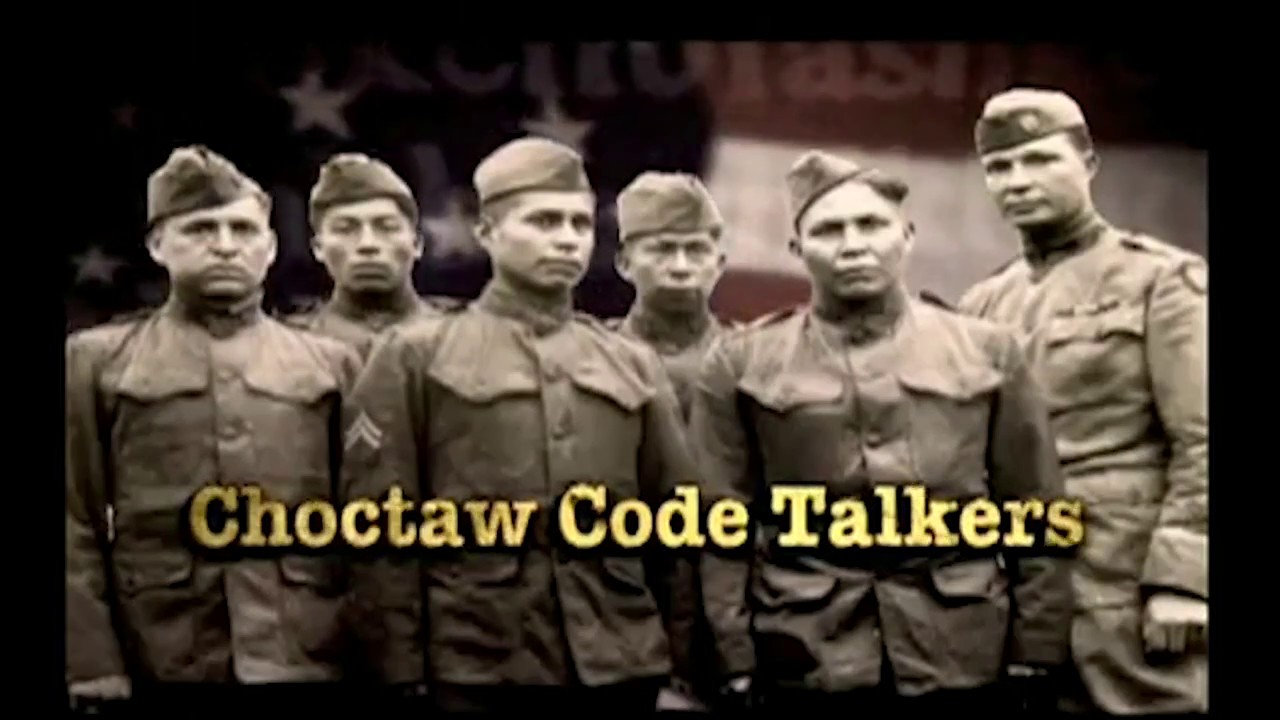 choctaw code talkers trailer youtube