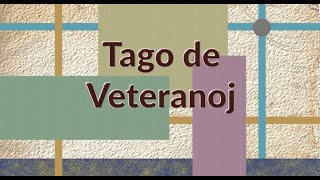 Tago de Veteranoj 2021: Gian Carlo Fighiera