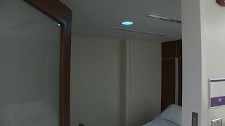 New hospital rooms designed for mental health disorders