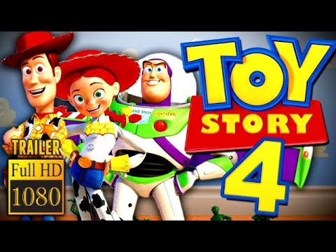 Toy Story 4 2019 Full Movie Trailer In Full Hd 1080p