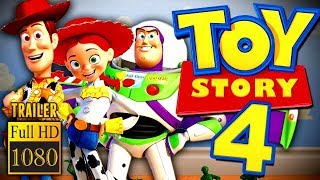 ???? TOY STORY 4 (2019) | Full Movie Trailer in Full HD | 1080p