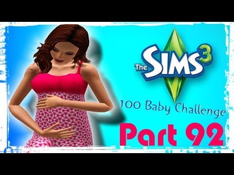The Sims 3: 100 Baby Challenge | Part 92 | I Can't Think of A Title
