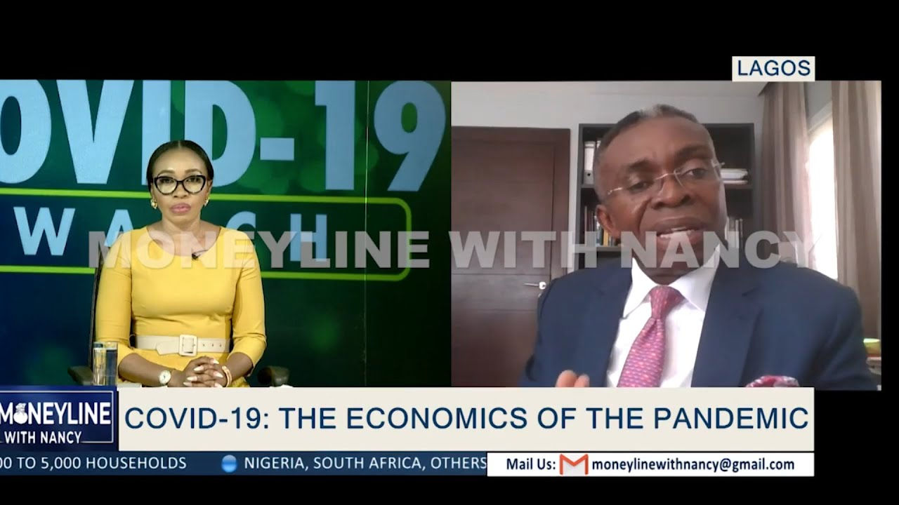 Download COVID -19: The Economics of the Pandemic with MoneylinewithNancy