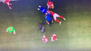 Кристиан Эриксен потерял сознание во время матча ЧЕ 2021