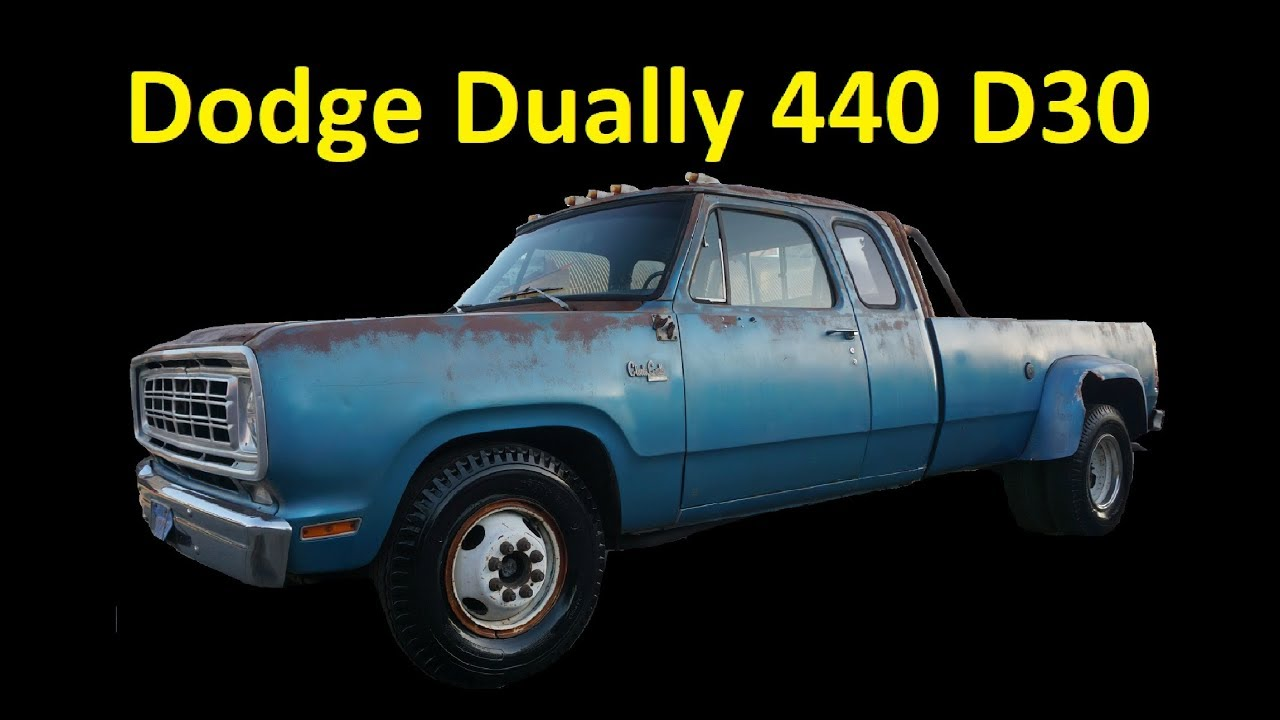 small resolution of barn find dodge 300 ram d30 dually club cab patina