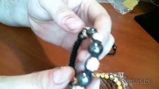 Розпакування з Aliexpress #5. Браслети ШАМБАЛА (Shamballa bracelets).