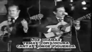 EL MEJOR VALS DEL PERÚ  / CON LOCURA / LOS CHAMAS / CON  LETRA