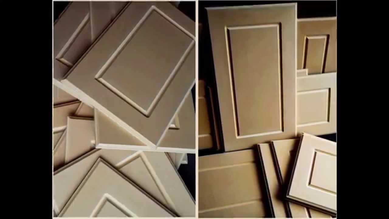 Puertas para mueble de cocina y alacenas - YouTube