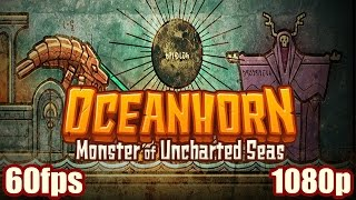 Oceanhorn : Monster of Uncharted Seas Gameplay - Action Fantasy RPG PC Game 1080p 60fps Let