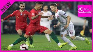 Ligue des nations : le Portugal neutralisé par la Pologne