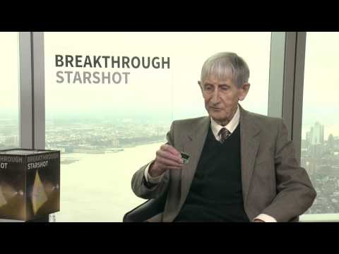 Freeman Dyson: Breakthrough Starshot