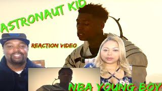 YoungBoy Never Broke Again - Astronaut Kid | MUSIC VIDEO REACTION