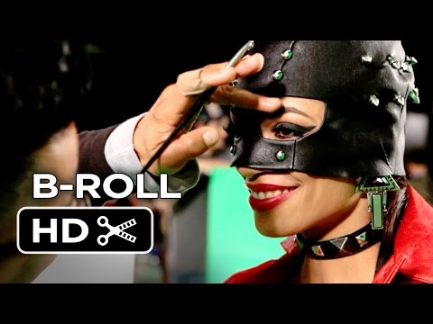 Sin City: A Dame To Kill For B-ROLL Part 2 (2014) - Robert Rodriguez Movie HD