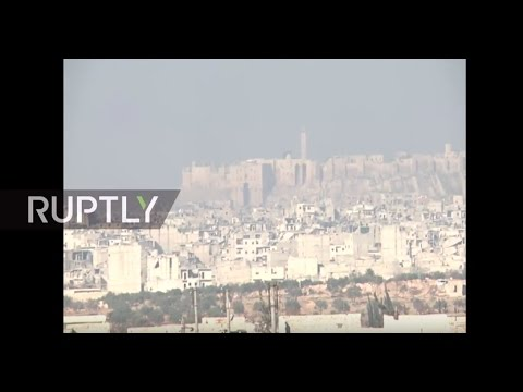 LIVE from Aleppo after Syrian Army retakes Sheik Saeed district - reports