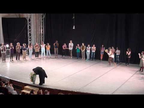Curtain Call in Yerevan