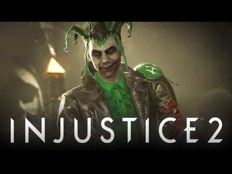 Injustice 2: The Joker Still Dead or Alive? + DLC Characters & Guest Characters Teased By Ed Boon!