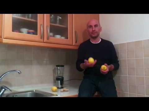 Zvarek limona + ingver za večjo odpornost telesa #enostavnozabavno