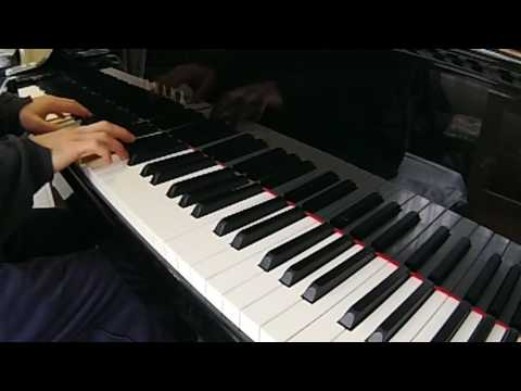 'La Jetee', Yann Tiersen, Piano Solo