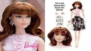 Barbie look 2016 SWEET TEA   BARBİE COLLECTOR OYUNCAK BEBEK