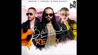 Nacho Yandel Bad Bunny B ilame Remix dj walter chirino.mp3