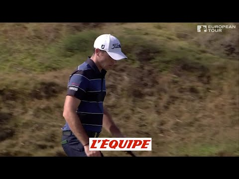 Julien Guerrier d'attaque - Golf - EPGA