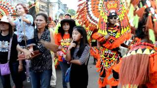 Ati atihan 2012-Sights and sounds