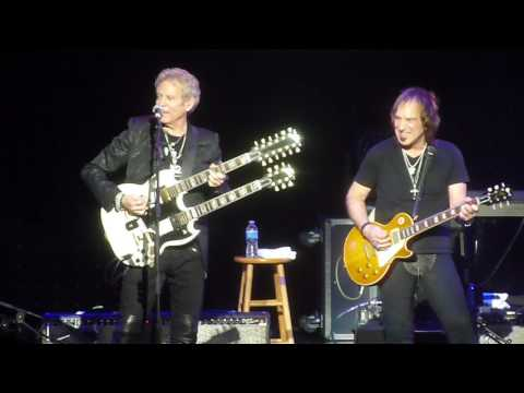 DON FELDER - Hotel California - Rock Legends Cruise 5