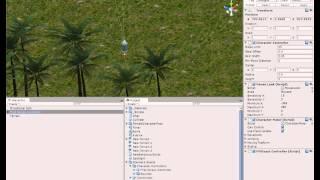 Видеоурок по unity3D 2