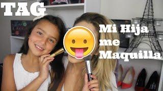 """TAG """"Mi Hija Me Maquilla""""/ jackie hernandez"""