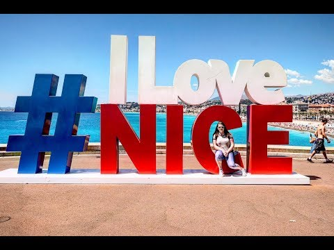 French Riviera Vlog, Part 1, Nice and Monaco