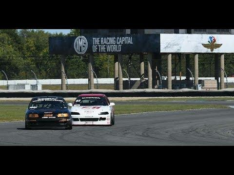 2017 SCCA Runoffs at Indianapolis Motor Speedway  - STL Race - #82 Eric Kutil
