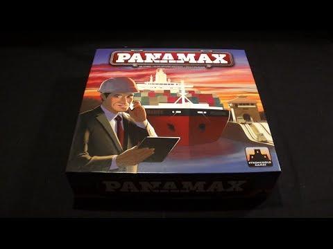 01 Panamax - Review
