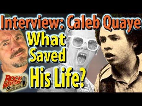 Former Elton John Guitarist Caleb Quaye On What Saved His Life