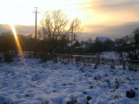 Зимняя сказка в Невеле
