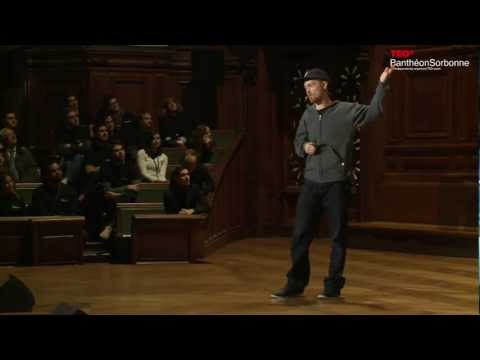 Artists are Hackers: Evan Roth at TEDxPantheonSorbonne