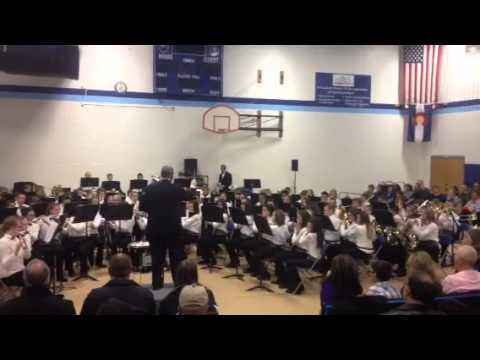 TMS 7th Grade Band: Old Time Rock & Roll