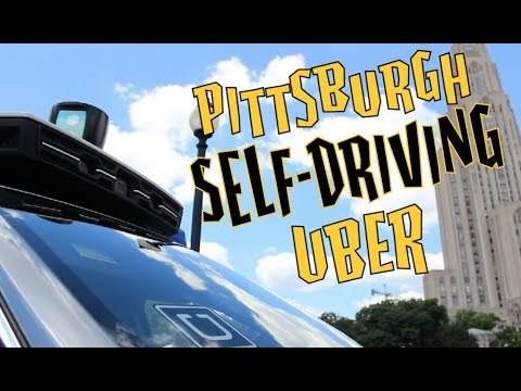 Hunting Self-Driving Ubers in Pittsburgh