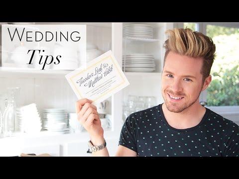 Wedding Planning Tips From My Own Wedding | Weddings  | Theodore Leaf