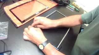 ASUS Q502L Laptop Touch Screen Digitizer Replacement Procedure
