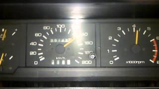 1983 Mitsubishi Lancer Boxtype - All stock