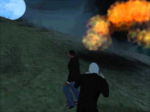 GTA San Andreas - Finding and Killing Slenderman