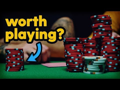 Are SHORT Stacked Poker Games Worth Playing? | SplitSuit