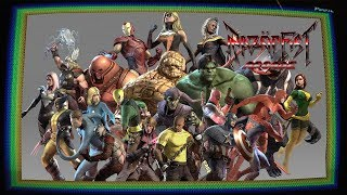 RazörFist Arcade: MARVEL ULTIMATE ALLIANCE